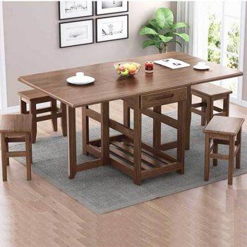 Những thiết kế bàn ăn thông minh Decor đẹp lung linh