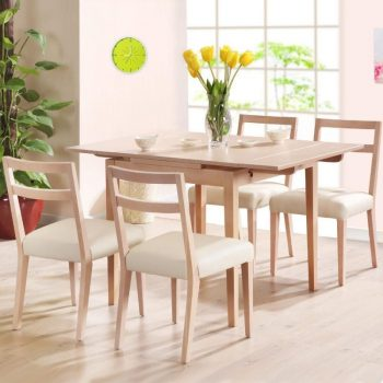 Bộ bàn ăn thông minh 4 ghế