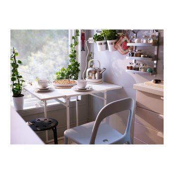 Những mẫu bàn ăn thông minh IKEA đẹp, thiết kế trang nhã