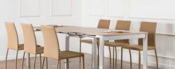 Chiêm ngưỡng những bộ bàn ăn thông minh 6 ghế đầy tiện nghi